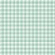 Forest by Makower UK - 6732 - Teal and White Gingham  - 920_T62 - Cotton Fabric